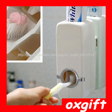 OXGIFT Cepillo de dientes pasta de dientes exprimidor Establecer titular