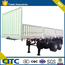 3 axles sidewall semi trailer side panels for trailer with high quality