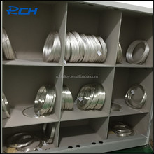silver oxide wires for electrical contact