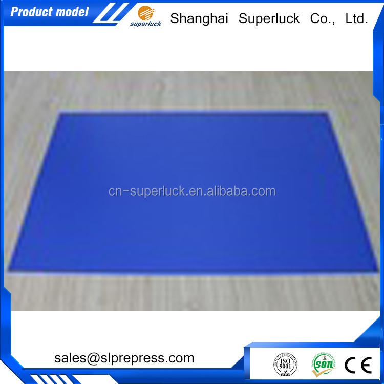 Nuevo e innovador productos cara azul ctp placa comprar al por mayor directo de China