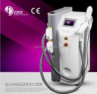 OD-IRL10 e-light ipl rf+nd yag laser multifunction machine for hair removal tattoo removal