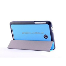 New arrival leather case holder with PC cover for ASUS MeMO Pad HD7(ME175KG)