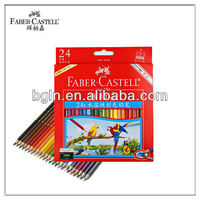 24 colors FABER-CASTELL water-soluble color pencils in stock