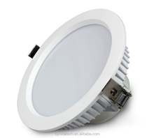 8w 10w 12w CE ROHS Aluminum EX-Work price for natural white LED Downlight 3 years warranty