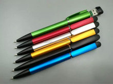 USB flash disk ball pen , ball pen with usb flash