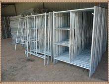 ที่ใช้ก่อสร้างนั่งร้านในประเทศจีน