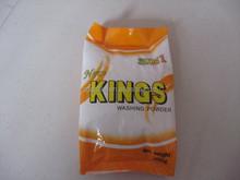 200g kings Famous detergent washing powder