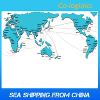 FCL shipping cost from Shenzhen to PORT SUDAN