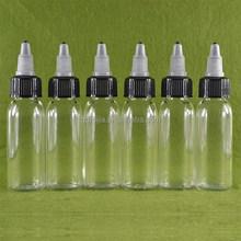 New design twist cap pet bottles, empty pet e liquid bottles 30 ml
