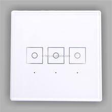 CE approved IP Controlled Home Automation WIFI Power Z-wave touch Switch/wireless remote control switch