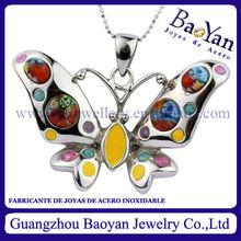 joyas de mayoreo de bisuteria de acero inoxidables