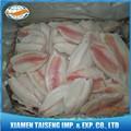 Frozen 90 - 150 G buena granja Tilapia filete