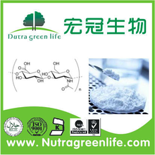 Hyaluronic Acid, CAS: 9004-61-9, Purity: 97%, Pharma, Food & Cosmetic Grade