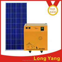 1KW 2KW 3KW Off grid solar power generator system for home use 220v