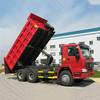 Sinotruk Howo 6x4 15 m3 Dump Truck 30T