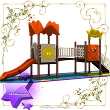Kindergarten Plastic Swing Set
