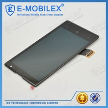 LCD digitizer for general mobile discovery 2 mini with touch screen
