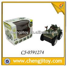 Mini cartoon truck B/O stunt toy car 360
