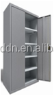 office furniture two door steel filing cabinet with four ajustable shelves