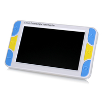 VD500 5 inch LCD magnifying loupe Video Digital Magnifier Handheld Portable Magnifier