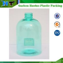 Hot sale plastic pet bottle 500ml make from suzhou