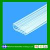 China produce shower glass door edge strip