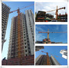 HS6010-8Ton Tower Crane for Sale with CE Certificate