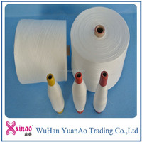 Market for Thailand 100% spun polyester yarn paper tube/textile suppliers from China