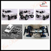 Full Metal land rover defender chassis Gelande 2 II body kit 1/10 remote controlled toys