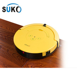 Rechargeable central vacuum cleaner model home