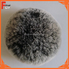 Wholesale Real Rex Rabbit Fur Pompons