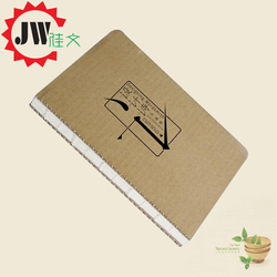 Hard cover greyboard high quality best price book cover
