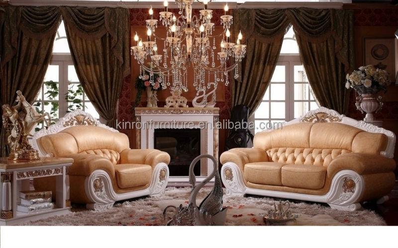 Italienisches design Royal sofa set-designs Wohnzimmer American ...