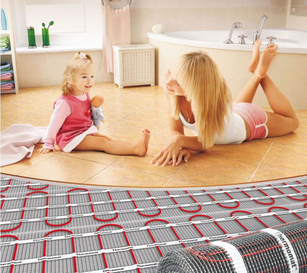 Heating Mat Factory Underfloor Heating Mat - Buy 220v Electric Heating