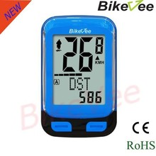 2 Bicycles Selectable Wireless Bicycle Computer Cycle Computer With Good Quality
