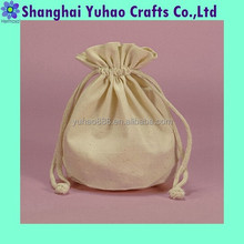 Flat Bottom Cotton Muslin Bags packaging bags
