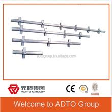 Scaffold materials cuplock standard Kwikstage