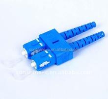 factory supply for SC Type Fiber Optic Jumper (single mode)