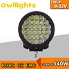4x4 accessories,SUV,ATV Off Road led truck light 90W Led work lights 90W Led driving lights