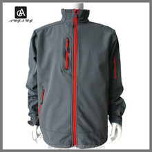 man waterproof softshell jacket
