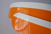 CHINA plastics decorative material Pvc Edge Banding For Furniture