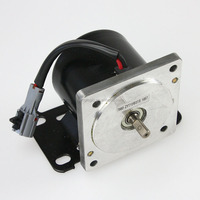 high quality holly best 12v dc cooling fan motor for new energy electric car