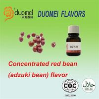 Concentrated red bean(adzuki bean) flavor for food and E flavor Juice,etc