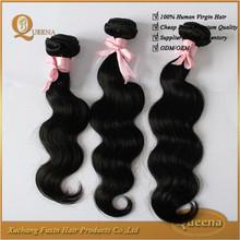 Alibaba China Top Grade Cheap 100% Unprocessed Virgin Hair Wholesale Hair Extensions Shanghai