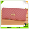 2015 online shopping PU cheap wallet for lady