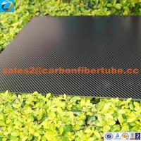 carbon fiber panel 1mm carbon fiber upvc roof sheet dongguan make to order factory