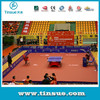 Official Table tennis sports flooring Supplier of 2016 Rio Olympic Games
