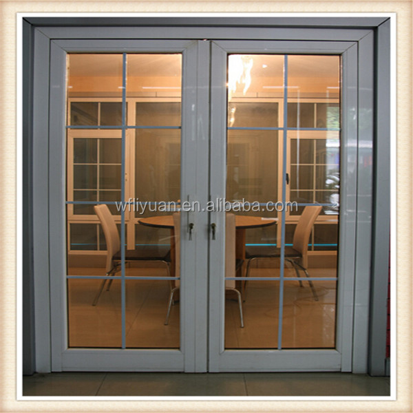 Aluminum sliding window with grill design double jpg quotes for Plastic french doors