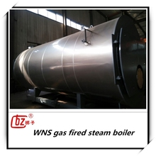 Best price environmental industrial gas oil fired steam boiler china