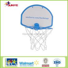 nbjunye fan-shaped portable basketball play backboard